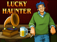 Автоматы Lucky Haunter на деньги