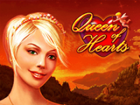 Автоматы Queen Of Hearts на деньги